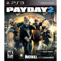Payday 2 - Ps3 - Sony