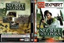 PC CD Expert Battlestrike Secret Weapons Tiro