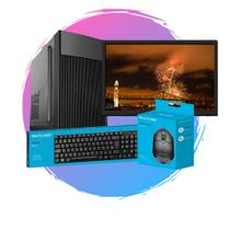PC Completo Core I5,8GB RAM,HD 1TB+SSD 120GB,Monitor 24 - Chip7 Informática