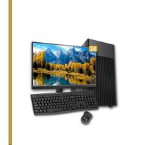 PC Completo Core I7 4ª,4GB RAM,HD 1TB+SSD 120GB,Monitor 19 - Chip7 Informática