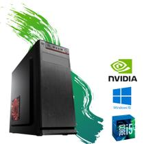 Pc Core i5 8gb Ssd 240 Win10 - Gravador de Dvd - 2gb Off - Star