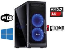 Pc Cpu Amd 3.8ghz + 4gb + SSD 120GB + Wifi + Brindes - Vinik