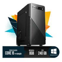 PC DE MESA Intel Core i5 4ª, 8GB RAM DDR3, SSD 240GB   OFERTA ESPECIAL ! - Chip7 Informatica
