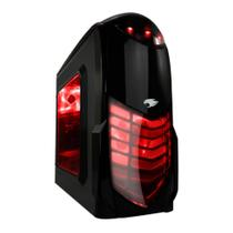 PC G-FIRE AMD A6 7400K 8GB 1TB Radeon R5 2GB Integrada Computador Gamer HTG-270