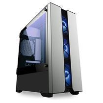 PC Gamer 3green Playing LVL-2 AMD Athlon 200GE 3.2Ghz Geforce GTX 1050 2GB HD 2TB SSD 120GB 8GB DDR4 Asrock AM4 500W 80 Plus -
