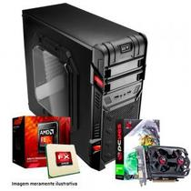PC GAMER AMD FX-6300 Video GT730 M5A78L-M HD 1TB 8 GB DDR3 - Pcperformance