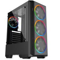 PC Gamer AMD Ryzen 3 (Placa de vídeo Radeon VEGA 8) 8GB DDR4 SSD 480GB 500W Skill Cool -