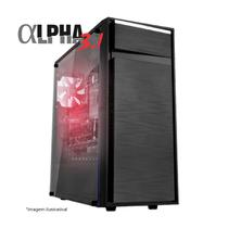PC Gamer Bits Alpha 3.1 - Intel i5 9400F, 8GB, HD 500GB, Geforce GTX 1650 4GB - Oficina dos bits