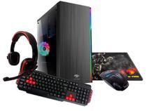 Pc Gamer Com Kit G-Fire Htg-568 AMD Ryzen 3 4.0Ghz 8Gb (Radeon Rx Vega 2Gb) SSD 120Gb -