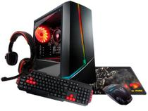 Pc Gamer com Kit G-Fire Htg-685 A6 7480 8Gb (Radeon R5 2Gb) 500Gb -