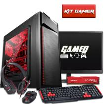 Pc gamer com monitor 15 amd a4 4000 4gb hyperx hd 320gb gt 730 3green titan - Bel micro