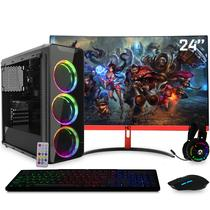 PC Gamer com Monitor Gamer 24