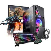 Pc Gamer Completo Ghost i5 6ºGer. GTX1050 8Gb HD1Tb SSD240Gb - Amorim