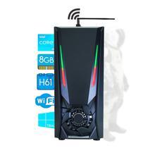 PC Gamer Completo I3 8GB 500w 240GB wifi WIN10 Apollo - T&A Informatica
