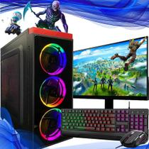 Pc Gamer Completo I5 8gb Hd 1tb Hdmi Wifi Placa de Vídeo Monitor - Fnew