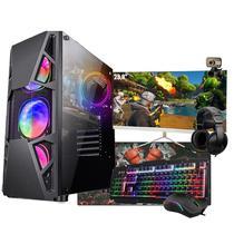 Pc Gamer Completo i5 Fonte 500w Placa GTX1050 Monitor Gamer - Amorim Shop