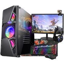 Pc Gamer Completo i5 Ssd240 HD1T Gtx1050 8Gb Fonte Real 750w - Amorim Shop