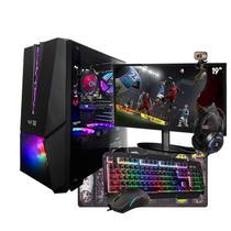 Pc Gamer Completo i7 16Gb Gtx1050 Monitor 19 Fonte 750W - Amorim Shop