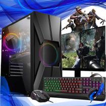 Pc Gamer Completo I7 9700k 16gb SSD 240 HD 1TB Placa de Video - Fnew Fonecar