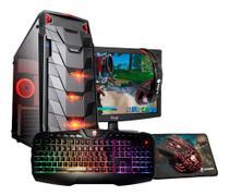 PC Gamer Completo Imperium i3 / 4gb / HD 320gb / gpu 2gb / wifi brinde! - Imperiums