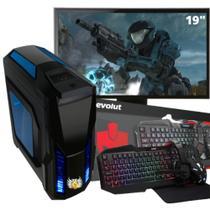 PC Gamer Completo Imperiums i5 / 4gb / HD 320gb / gpu 2gb -