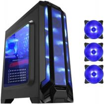 Pc Gamer Completo Intel 8gb Hd 500gb Wi-fi Com Garantia - Conect Pc