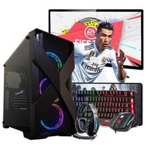 Pc Gamer Completo Intel GTX 1650 4GB 8GB Hd 1TB Wi-fi -