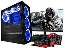 Pc gamer completo intel i5 8gb ssd 120gb - Alletechshop