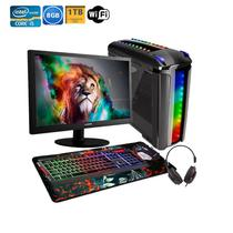 Pc Gamer Completo Maximus I5 Geforce GTX 1050 TI 8gb Hd 1tb