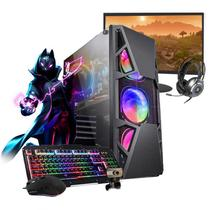 Pc Gamer Completo Maximus I5 GTX 1050TI 8GB Hd 1TB SSD 120GB - Intel