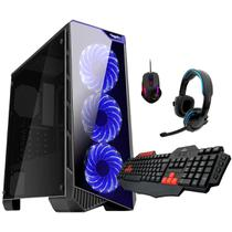 PC Gamer Concordia Core i7 16GB DDR4 HD 1TB Placa de Vídeo GTX 1050 2GB DDR5 - Concórdia