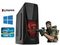 Pc Gamer Core I5, 8gb, Hd 500gb, Fonte Real Wi-fi Com Brindes - Mymax new snake