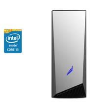 PC Gamer EasyPC SilverShield Intel Core i3 6GB (Radeon RX 550 2GB) HD 500GB - Foxpc