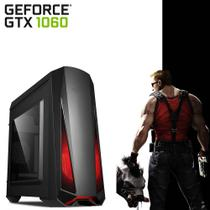 PC Gamer FoX PC Xtreme Intel Core i7 8GB (GeForce GTX 1060 6GB) HD 500GB - Easypc