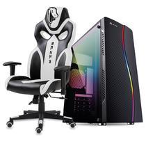 PC Gamer FoxPC PCCA5 Intel Core i5 8GB (Geforce GTX 1050 2GB) 500GB Cadeira Gamer Naja - Easypc