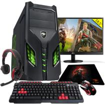 PC Gamer G-FIRE htg-306 AMD A6 7400K 8GB (Radeon R5 2GB Integrada) 1TB monitor 18,5