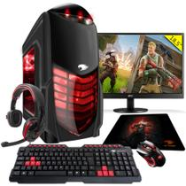 Pc Gamer G-Fire Htg-309 A8 9600 8Gb (Radeon R7 2Gb Integrada) 1Tb Monitor 18,5