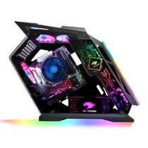 Pc Gamer G-Fire Htgw-136 AMD Ryzen 5 3400G 8GB DDR4 SSD NVMe M.2 256GB 700W Windows 10 -