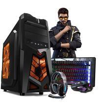 Pc Gamer Hércules Pentium G-630 GPU R7 240 4GB 8GB Hd 1TB Wi-fi - Intel