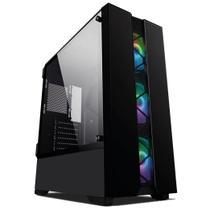 PC Gamer Intel 10a Geração Core i5 10400F, Geforce GTX 1050 Ti 4GB, 8GB DDR4 3000MHZ, SSD 480GB, 500W 80 Plus, Skill Extreme -