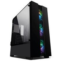 PC Gamer Intel 10a Geração Core i5 10400F, Geforce GTX, 8GB DDR4 3000MHZ, HD 1TB, SSD 120GB, 500W 80 Plus, Skill Extreme -