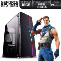 PC Gamer Intel Core i5 RAM 16GB Nvidia Geforce GTX 1050 2GB SSD 240GB EasyPC Expert -