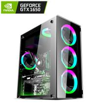 PC Gamer Intel Core i7 3.80Ghz RAM 16GB (Geforce GTX 1650 4GB) HD 1TB EasyPC ATK - 3Green