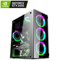 PC Gamer Intel Core i7 3.80Ghz RAM 16GB (Geforce GTX 1650 4GB) HD 3TB EasyPC ATK -