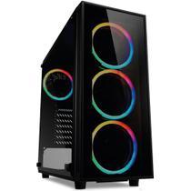 PC Gamer Intel Core i7, Geforce GTX, 8GB, HD 1TB, 500W, 3green XP -