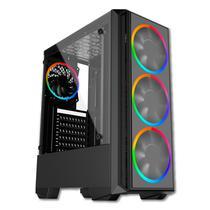 PC Gamer Intel i3 9100F Geforce GTX 1050 2GB RAM 8GB DDR4 HD 1TB 500W 80 Plus Skill Gaming Prodigy -