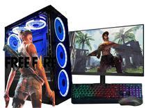 Pc gamer intel i5 8gb ssd 120gb monitor mouse teclado gamer - Alletechshop