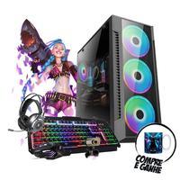 Pc Gamer Maximus Intel I5 GT 730 8GB Hd 1TB Wi-fi -