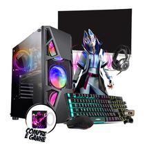 """Pc Gamer Maximus Intel I5 GTX 1050 8GB Hd 1TB SSD 120GB 24"""" -"""