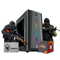 Pc Gamer Megatumii Speed AMD Ryzen R3 3200G 8gb SSD 240gb -